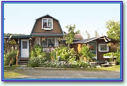 homer alaska cabin rentals lodging and bed and breakfast